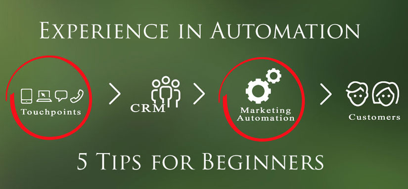 Experience in Automation: 5 Tips for Beginners