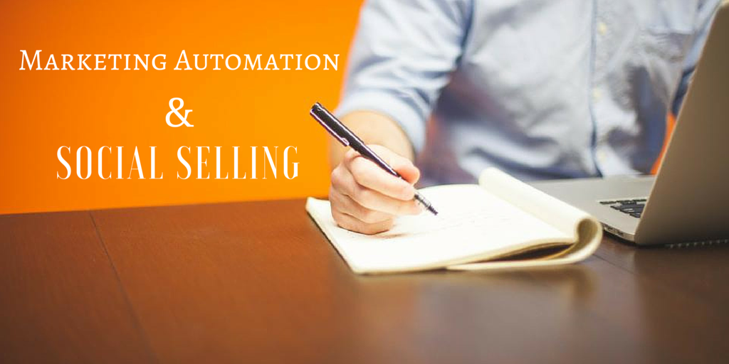 Marketing Automation and Social Selling
