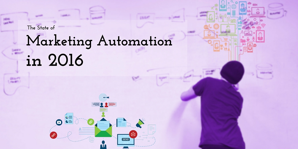 Marketing Automation in 2016 | The Report